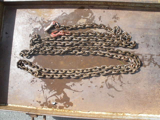 Where to find CHAIN, TIEDOWN, 20FT in Concord