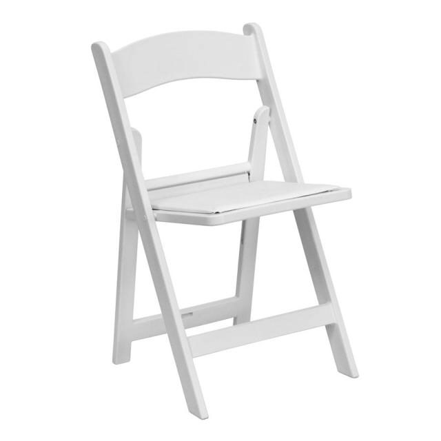 Where to find CHAIR, WHITE, PADDED in Concord