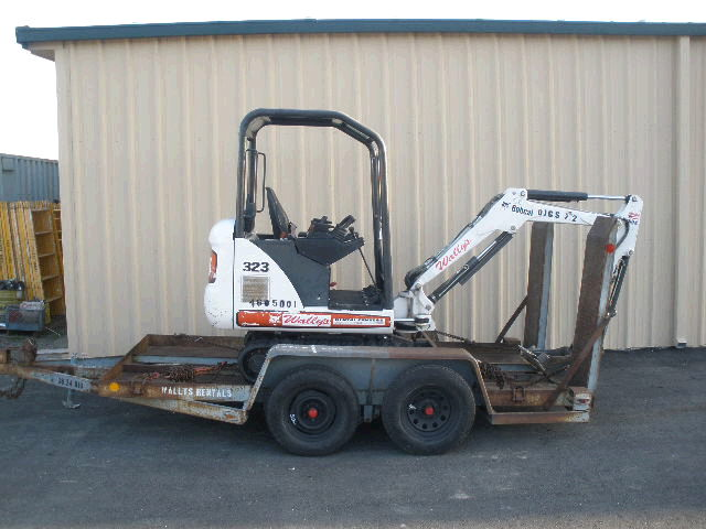 Where to find EXCAVATOR BOBCAT PACKAGE in Concord