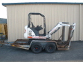 Rental store for EXCAVATOR BOBCAT PACKAGE in Concord CA
