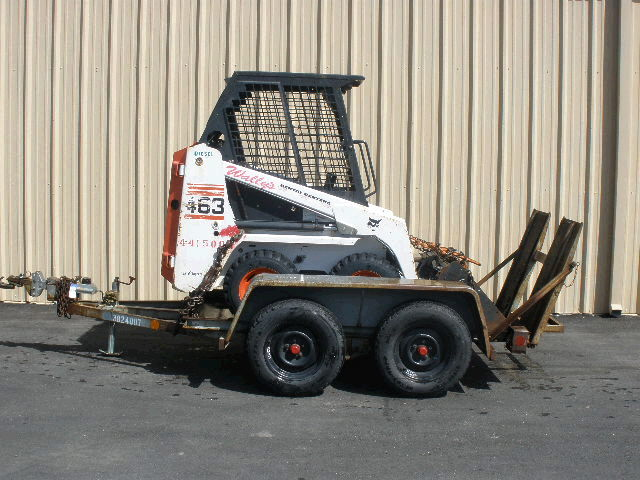 Where to find SKIDSTEER, 463, PACKAGE in Concord