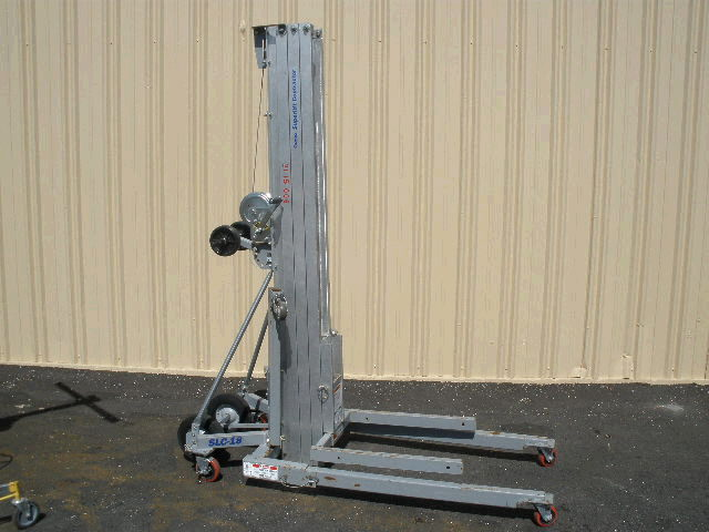 Where to find HOIST, 650LBX18FT in Concord
