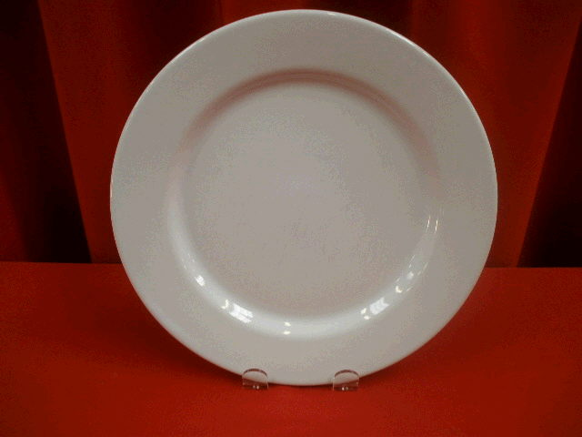 Where to find PLATE, DINNER, WHITE, 9.75 in Concord