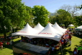 Where to rent TENT, 40 X40 , MARQUEE, WHITE in Concord CA