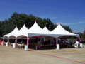 Where to rent TENT, 40 X80 , MARQUEE, WHITE in Concord CA
