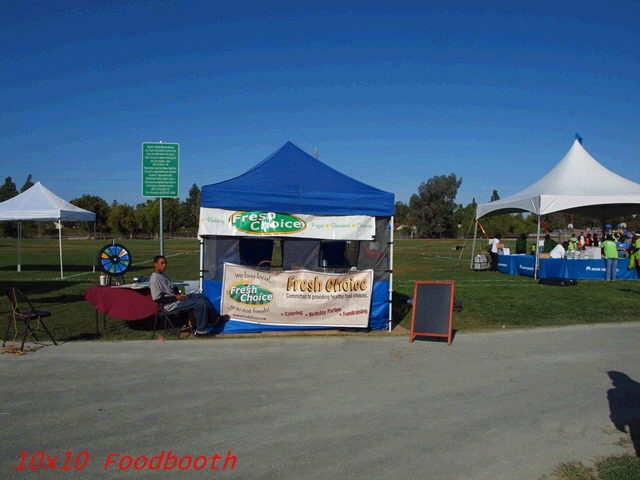 Where to find CANOPY, FOOD BOOTH PKG in Concord