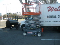 Rental store for SCISSORLIFT, 19FT, 32  WIDTH in Concord CA