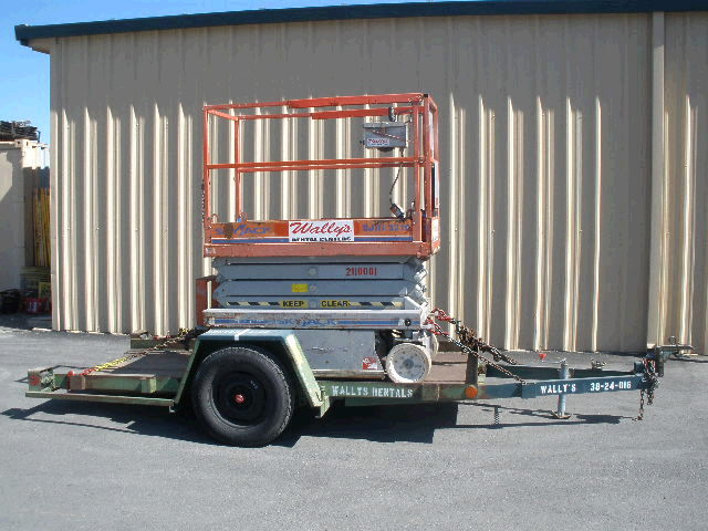 Where to find SCISSORLIFT, 19FT, PKG in Concord
