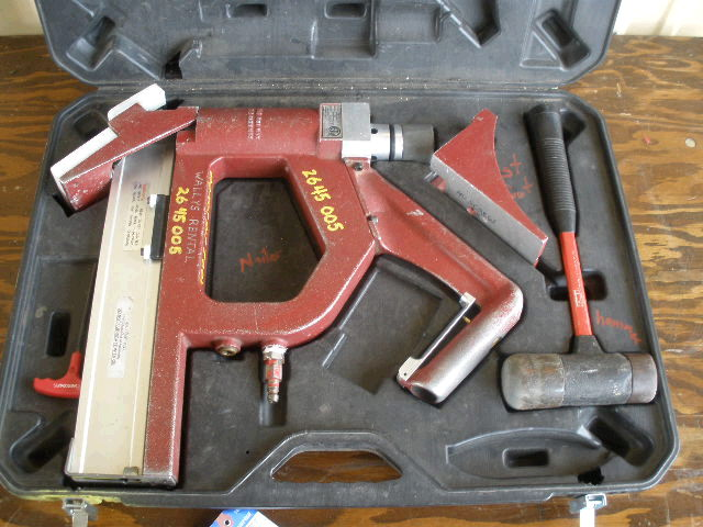 Where to rent NAILER, FLOOR, AIR, 3 4 in Pittsburg California, Concord CA, Martinez CA, Walnut Creek, Brentwood, and the entire Contra Costa area in California