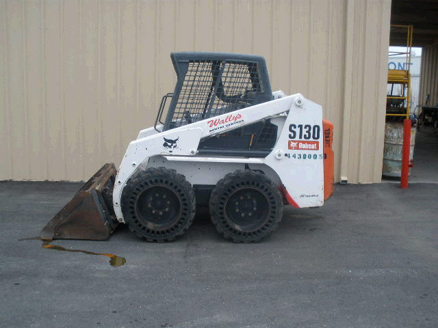 Where to find SKIDSTEER, BOBCAT, S130 in Concord
