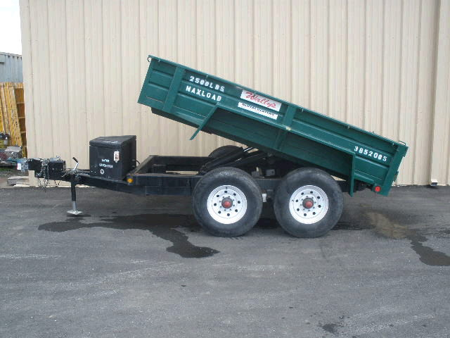 Where to find TRAILER, DUMP, 5X10 in Concord