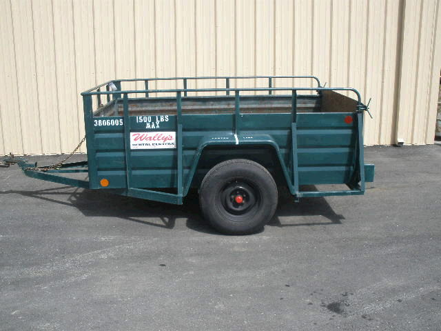 Where to find TRAILER, UTILITY, 5X8 in Concord
