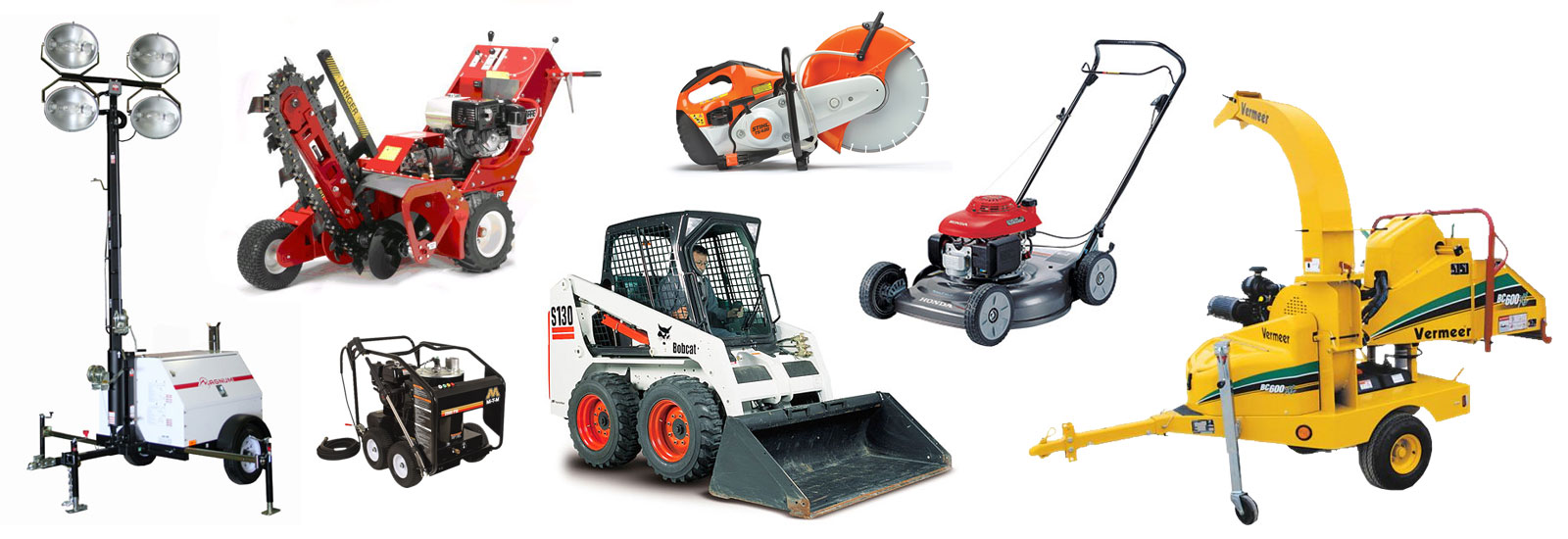 Equipment & Tool Rentals in the Greater Contra Costa Area